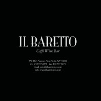 Searved wanted for Il Baretto caffe' wine bar